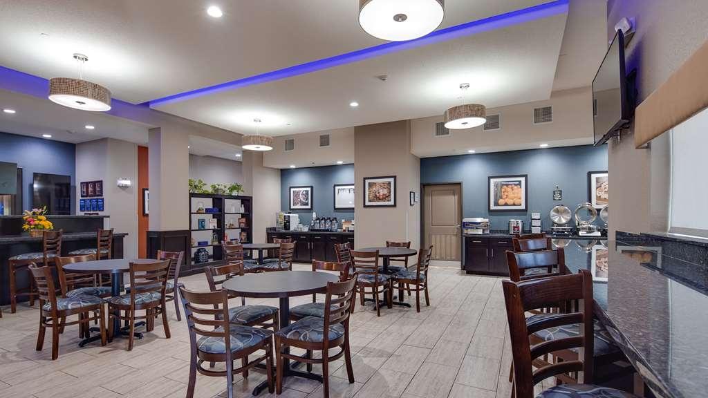 Best Western Plus Lake Jackson Inn & Suites - Restaurant / Etablissement gastronomique