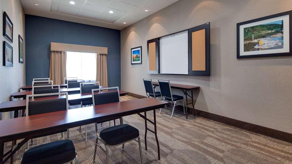Best Western Plus Lake Jackson Inn & Suites - Sala de reuniones