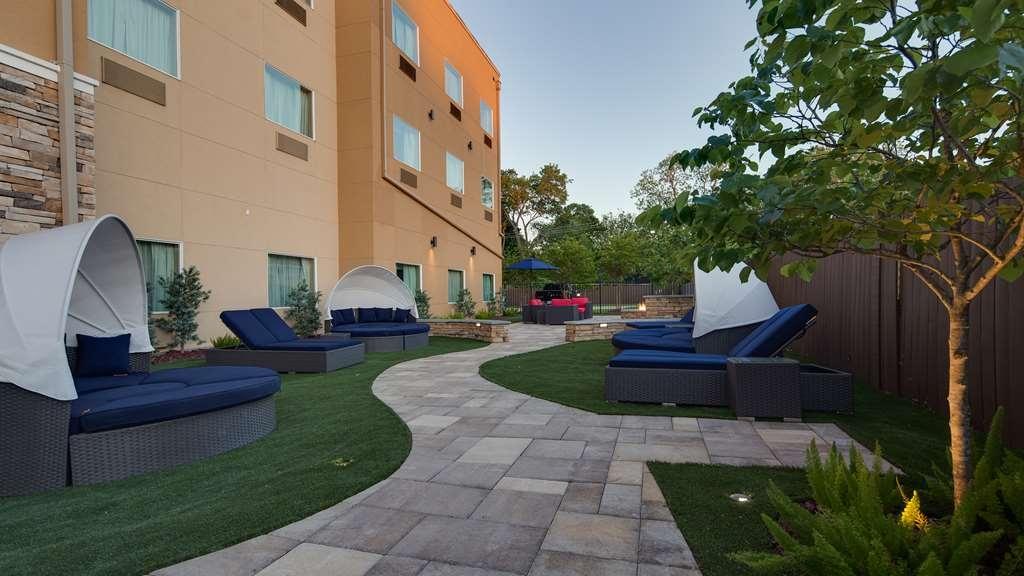 Best Western Plus Lake Jackson Inn & Suites - propriété d'agrément