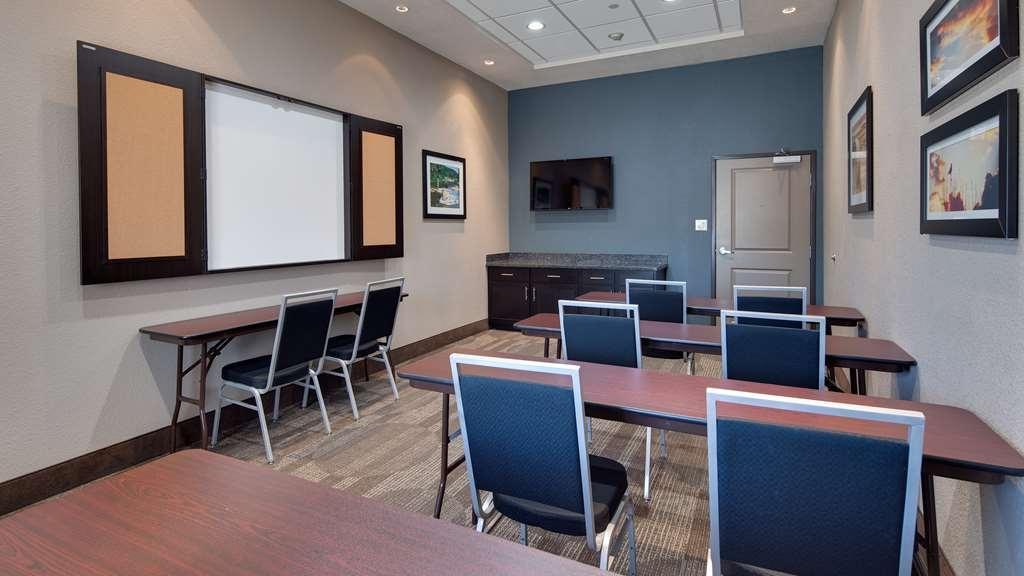 Best Western Plus Lake Jackson Inn & Suites - Salle de réunion