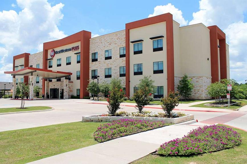 Best Western Plus College Station Inn & Suites - Aussenansicht