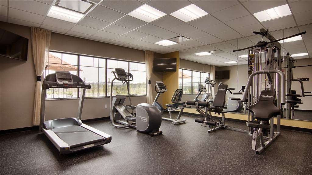 Best Western Plus College Station Inn & Suites - Fitness Center