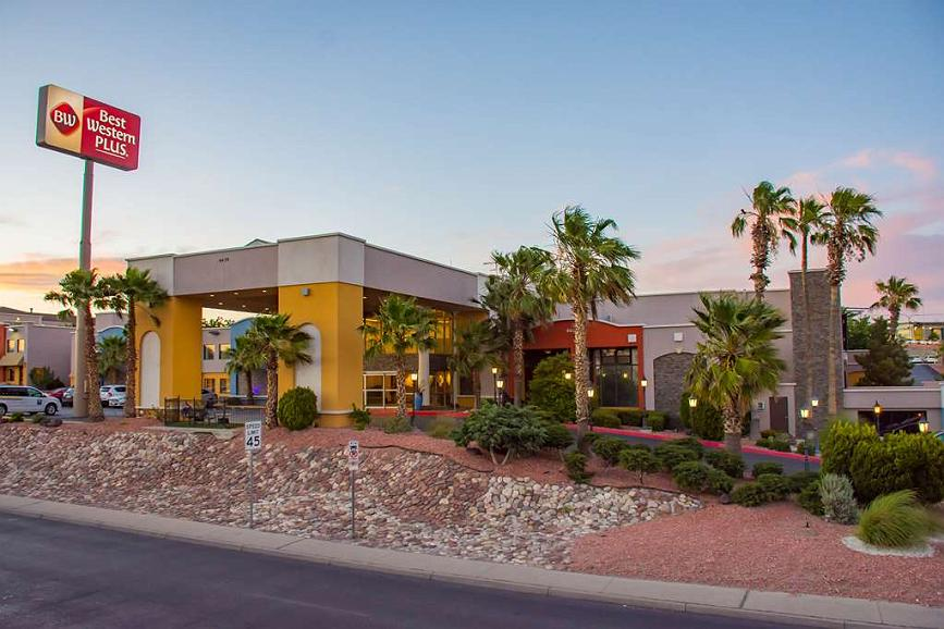 Best Western Plus El Paso Airport Hotel & Conference Center