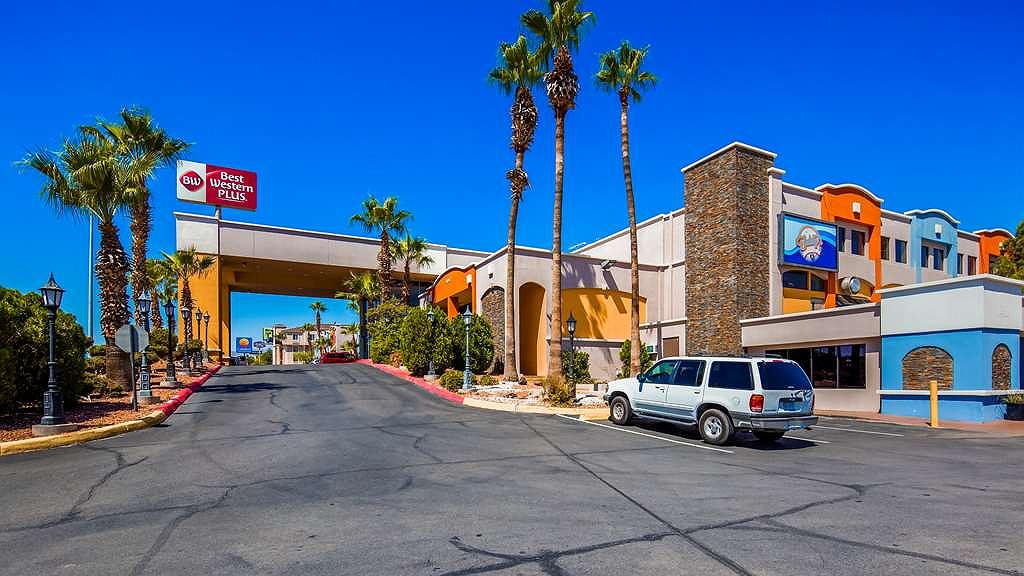 Best Western Plus El Paso Airport Hotel & Conference Center - Aussenansicht