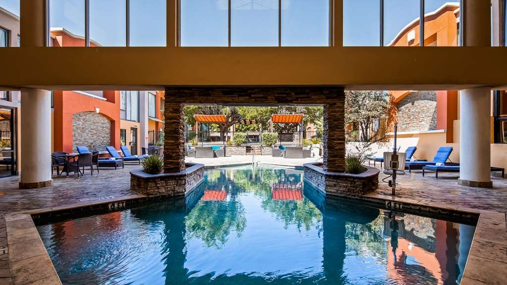 Best Western Plus El Paso Airport Hotel & Conference Center - Poolansicht