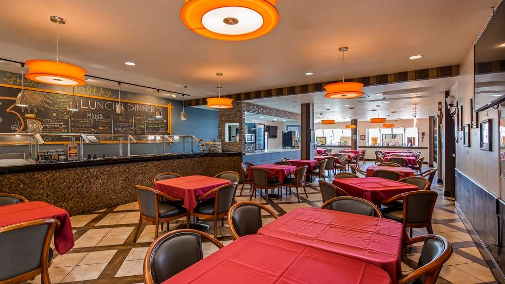 Best Western Plus El Paso Airport Hotel & Conference Center - Restaurant / Gastronomie