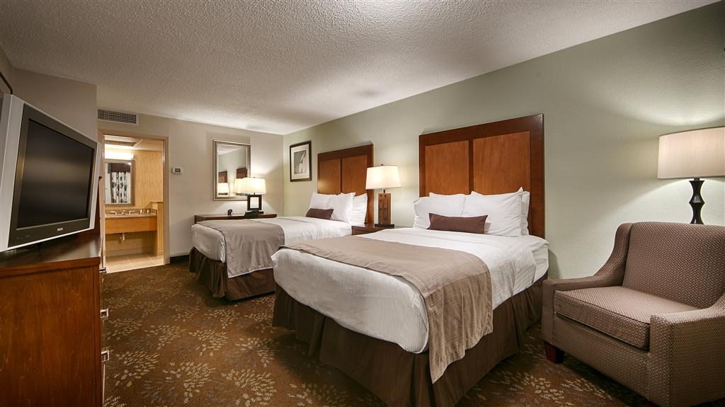 Best Western Plus El Paso Airport Hotel & Conference Center - Two Double Bed Guest Room
