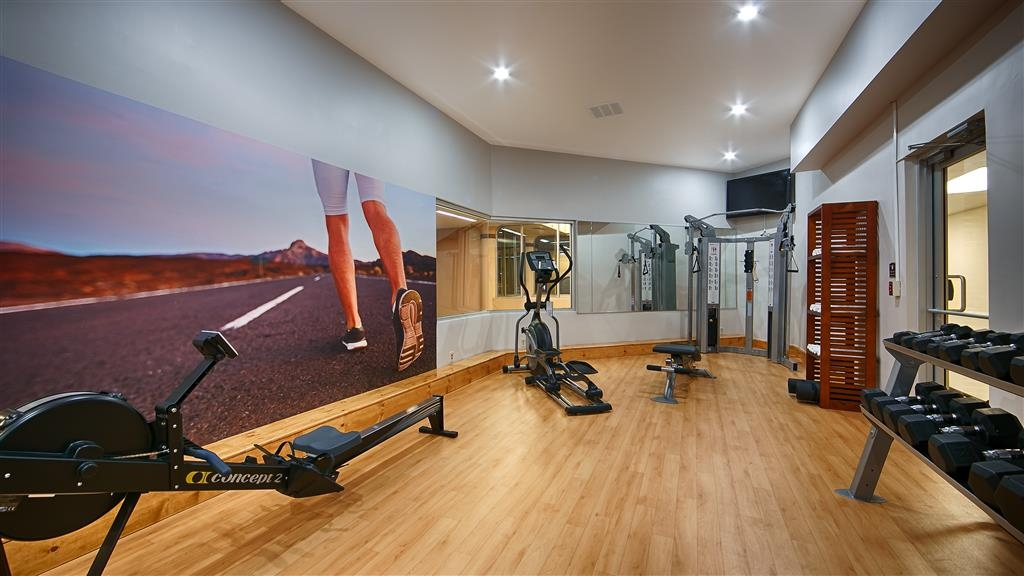 Best Western Plus El Paso Airport Hotel & Conference Center - Fitness Center
