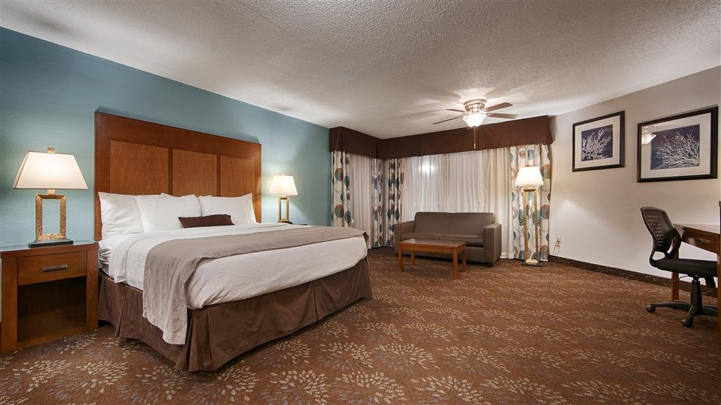 Best Western Plus El Paso Airport Hotel & Conference Center - Guest Room
