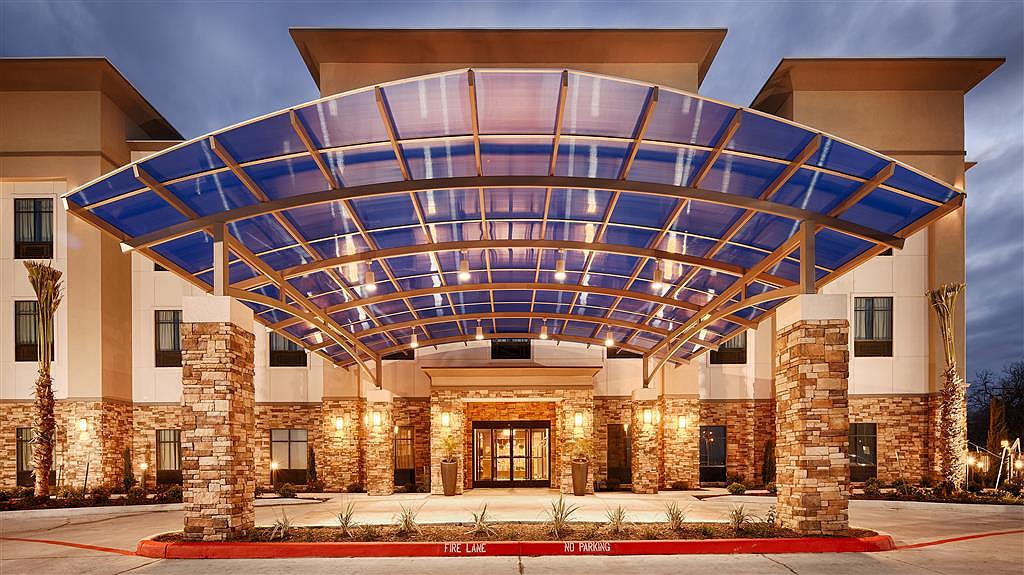 Best Western Plus Flatonia Inn - Vista esterna