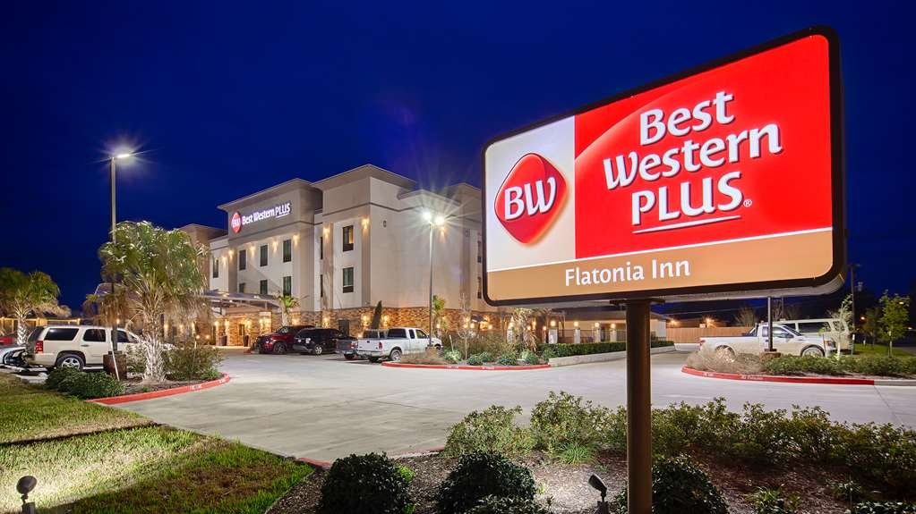 Best Western Plus Flatonia Inn - Vista Exterior