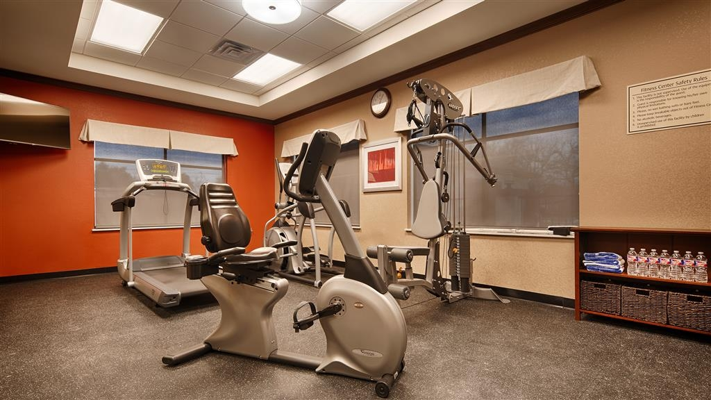 Best Western Plus Flatonia Inn - Fitness Center
