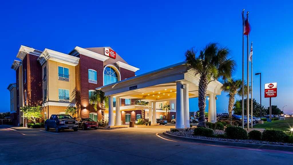 Best Western Plus Woodway Waco South Inn & Suites - Aussenansicht