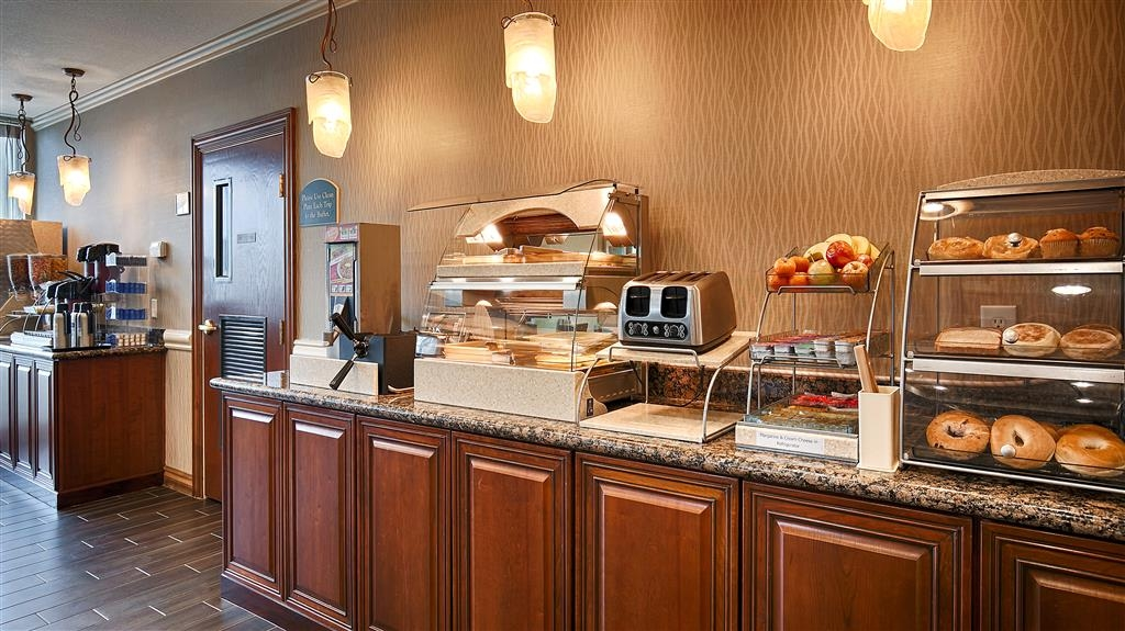Best Western Plus Woodway Waco South Inn & Suites - Petit déjeuner