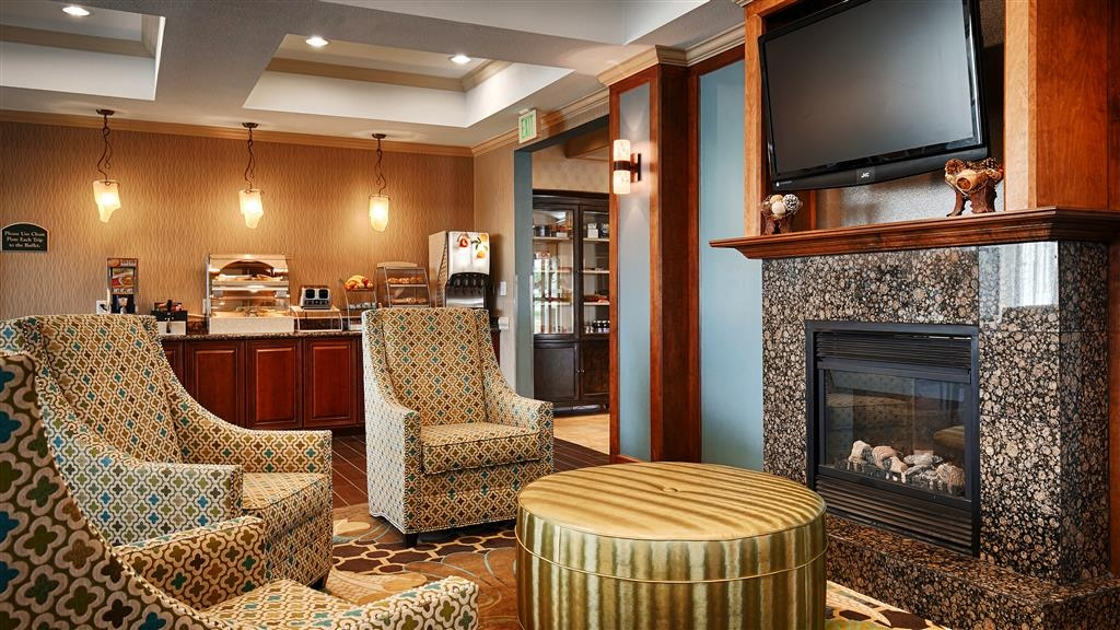 Best Western Plus Woodway Waco South Inn & Suites - Hall