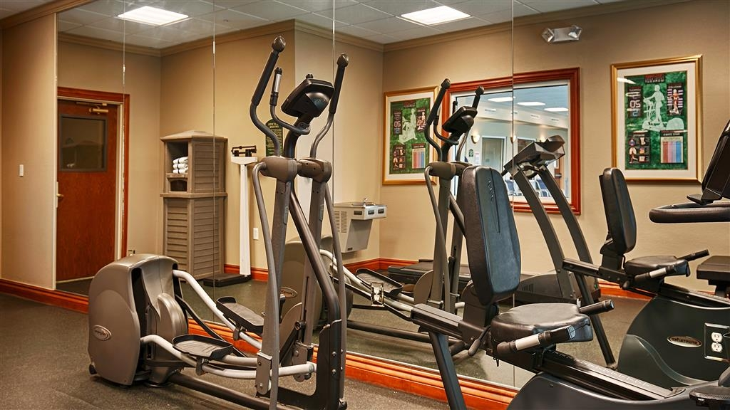 Best Western Plus Woodway Waco South Inn & Suites - Centre de fitness