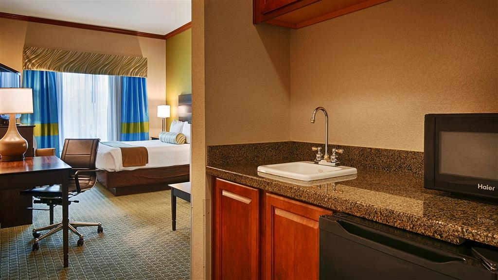 Best Western Plus Woodway Waco South Inn & Suites - Chambre