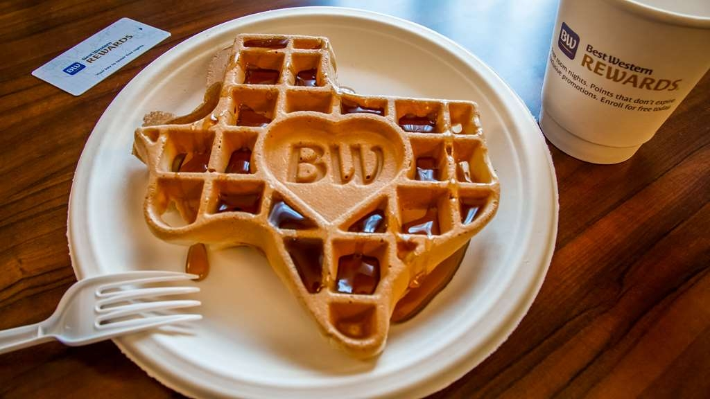 Best Western Plus Woodway Waco South Inn & Suites - Restaurant / Etablissement gastronomique