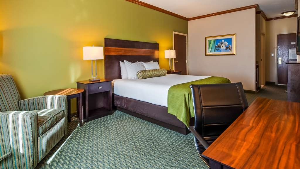 Best Western Plus Woodway Waco South Inn & Suites - Chambres / Logements