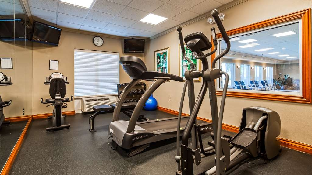Best Western Plus Woodway Waco South Inn & Suites - Club de remise en forme