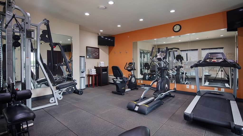 Best Western Plus Spring Inn & Suites - Fitnessstudio