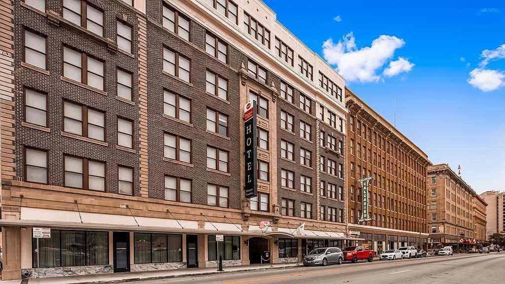 Best Western Premier Historic Travelers Hotel Alamo/Riverwalk - Area esterna