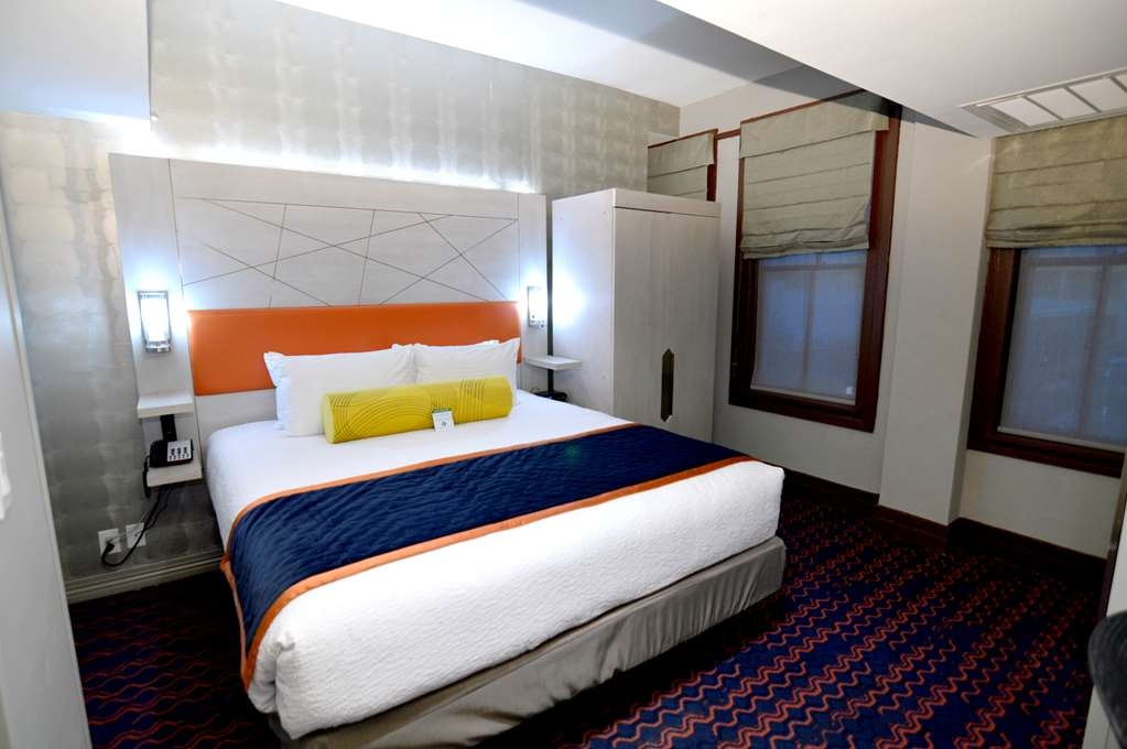 Best Western Premier Historic Travelers Hotel Alamo/Riverwalk - Chambres / Logements