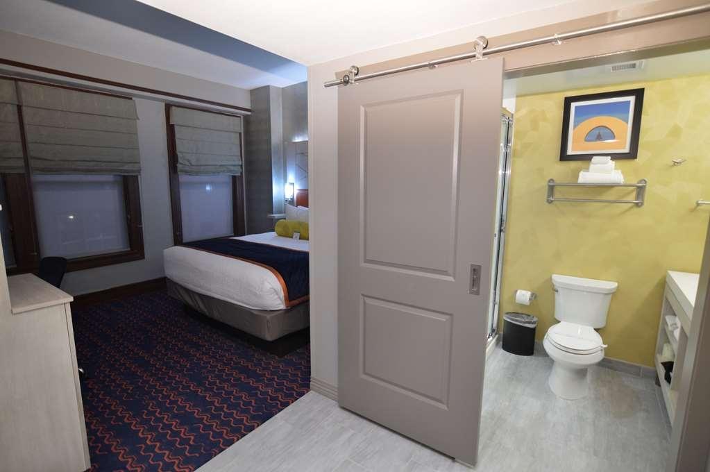 Best Western Premier Historic Travelers Hotel Alamo/Riverwalk - Habitaciones/Alojamientos