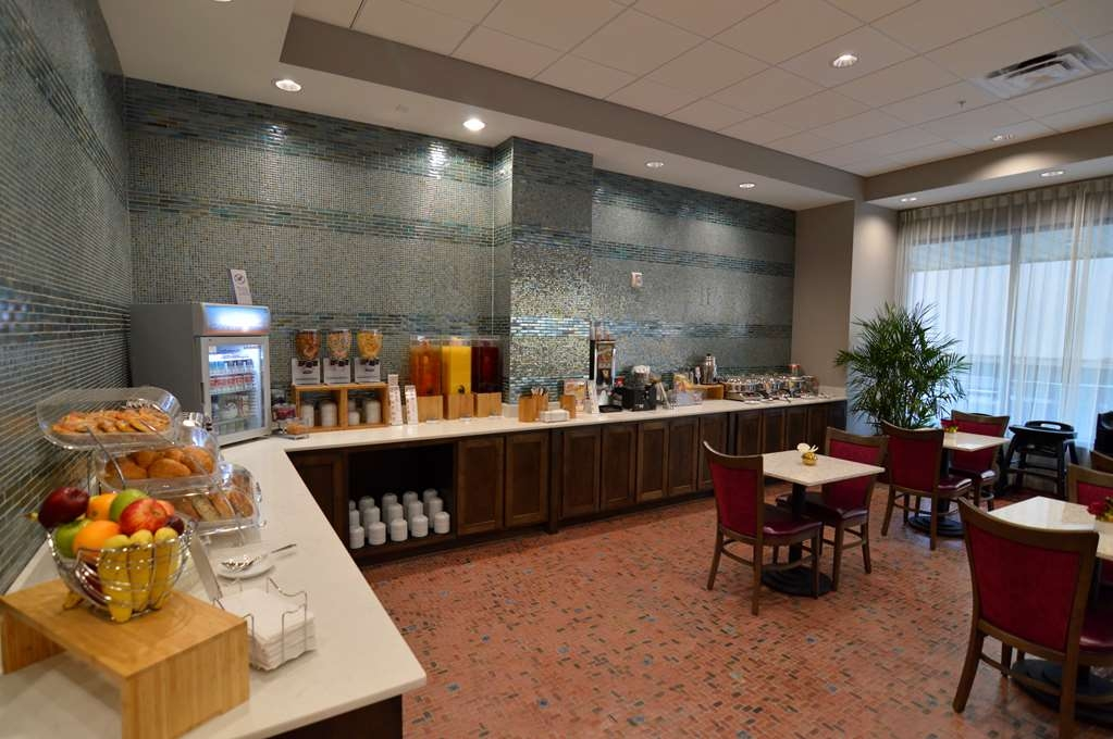 Best Western Premier Historic Travelers Hotel Alamo/Riverwalk - Restaurante/Comedor
