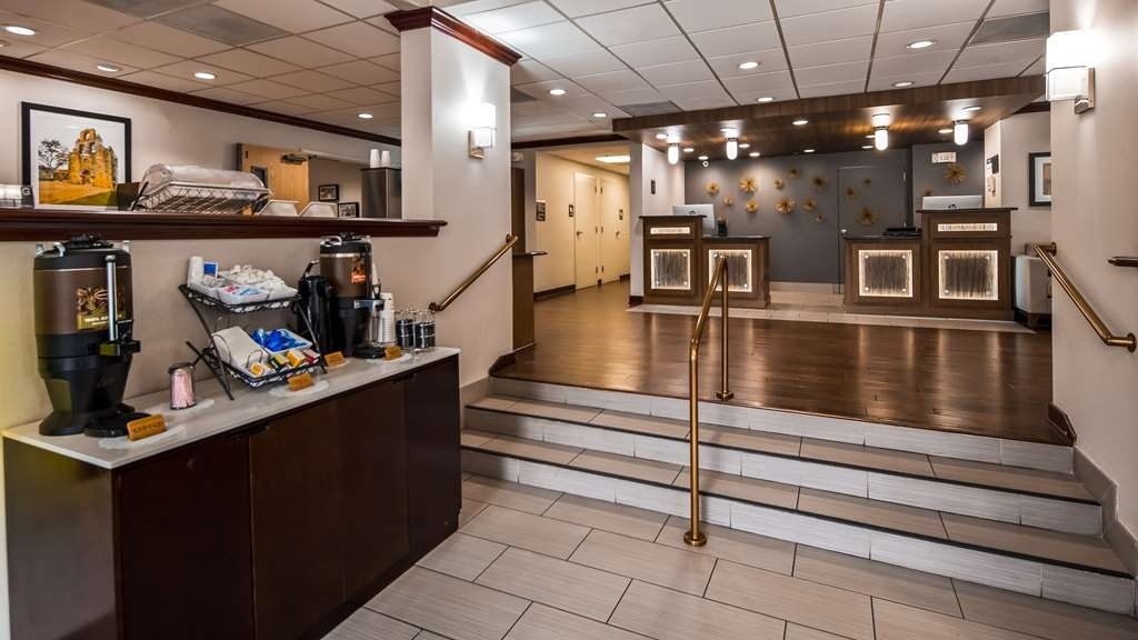 Best Western Plus Medical Center - Vue du lobby