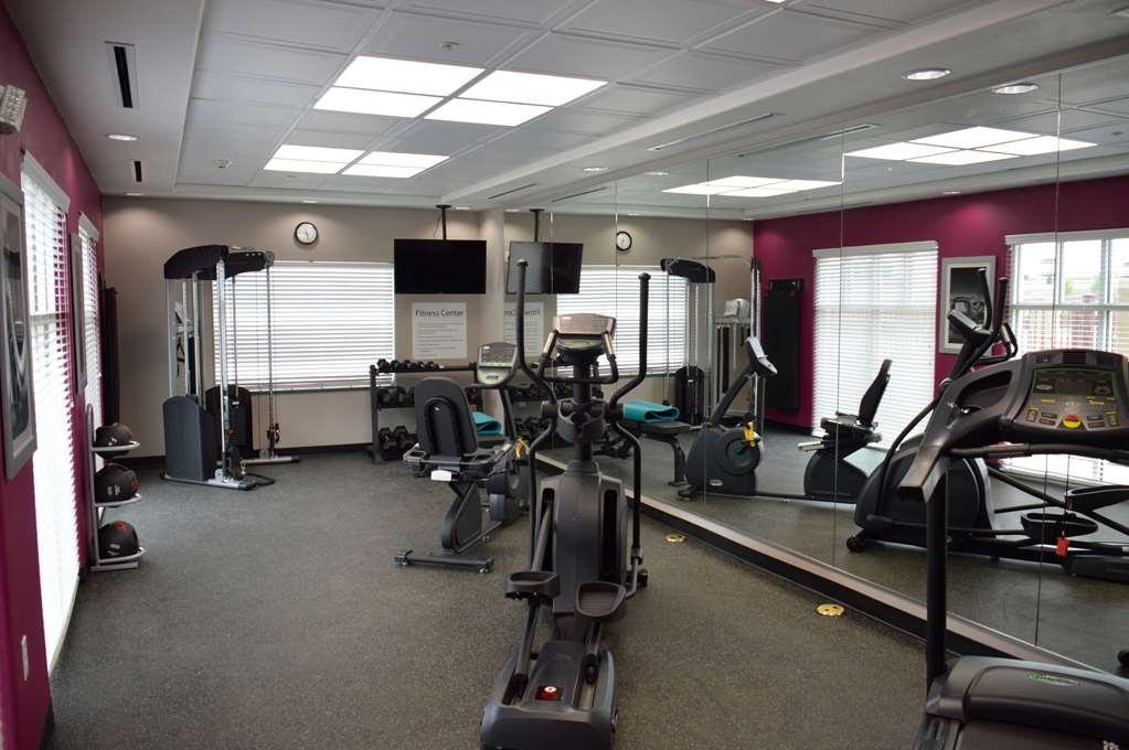 Best Western Plus Dilley Inn & Suites - exercise chambre