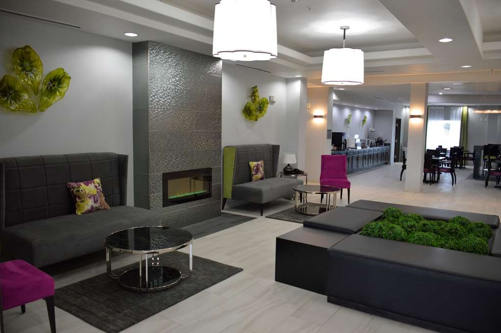 Best Western Plus Dilley Inn & Suites - Vue du lobby