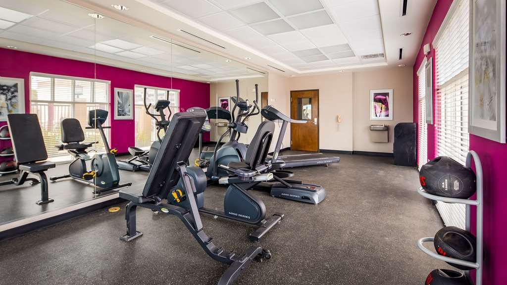 Best Western Plus Dilley Inn & Suites - Club de remise en forme