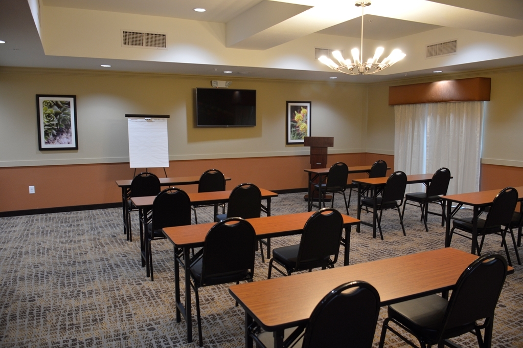 Best Western Plus Elmendorf Hotel - Need to schedule a meeting for business? We have space available for you and your clients.
