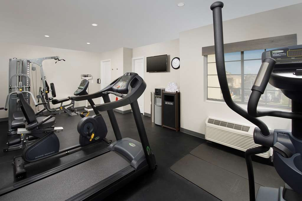 Best Western Beachside Inn - Sala fitness