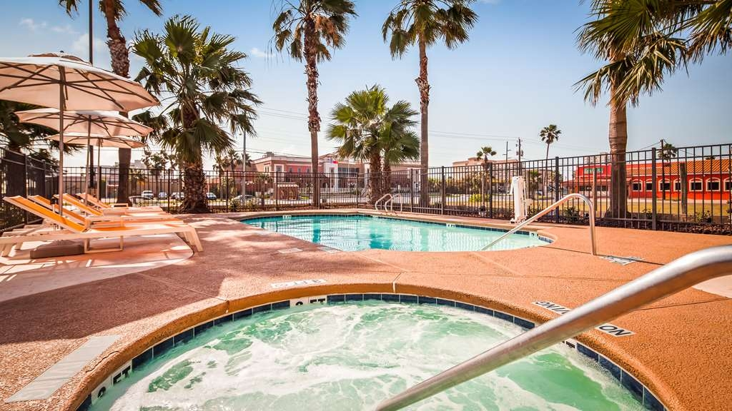 Best Western Beachside Inn - Piscina