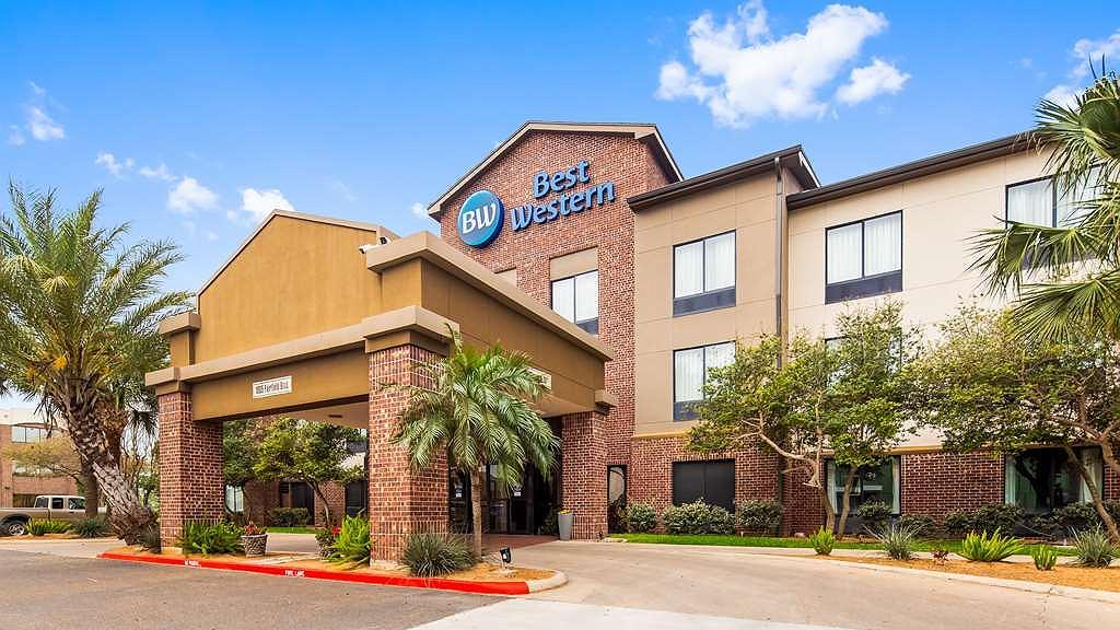 Best Western Town Center Inn - Facciata dell'albergo