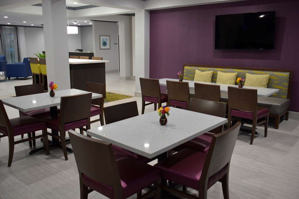 Best Western Town Center Inn - comedor principal