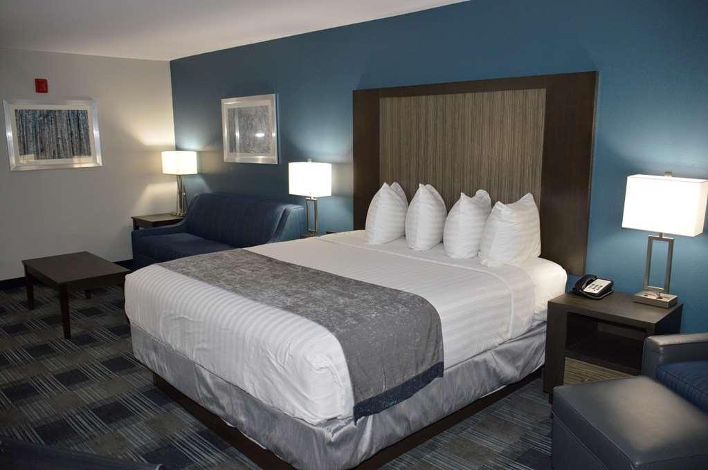 Best Western Town Center Inn - Gästezimmer/ Unterkünfte