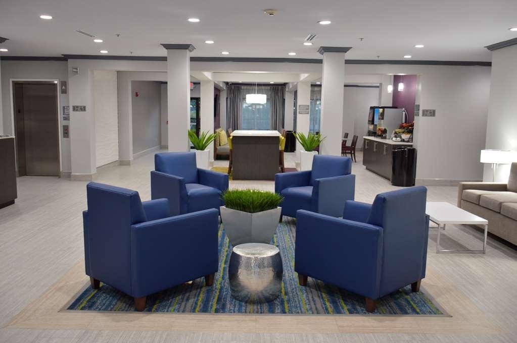 Best Western Town Center Inn - Lobby Merkmal