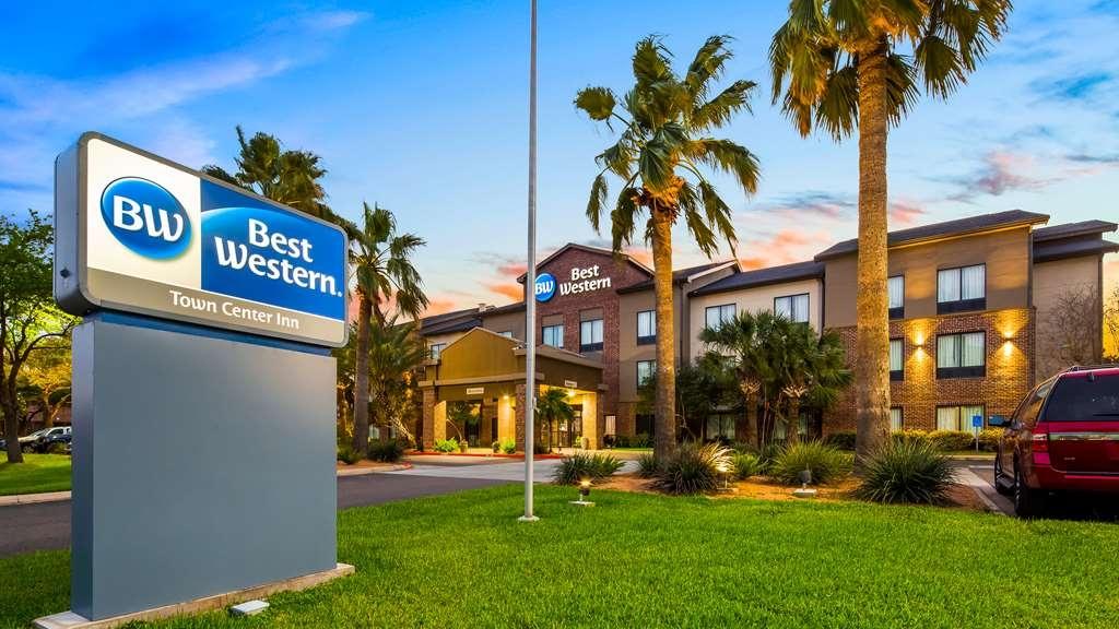 Best Western Town Center Inn - Vista Exterior