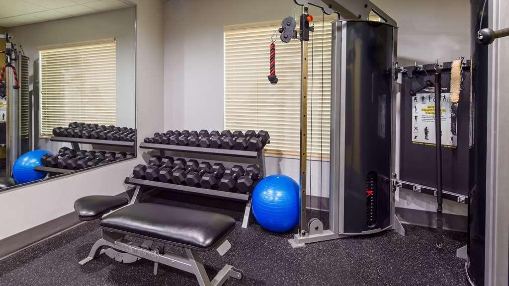 Best Western Town Center Inn - Club de salud