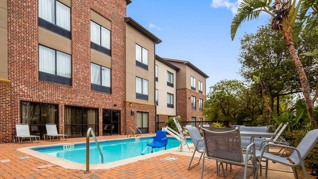 Best Western Town Center Inn - Vista de la piscina