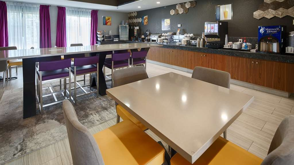 Best Western Boerne Inn & Suites - Le petit déjeuner buffet