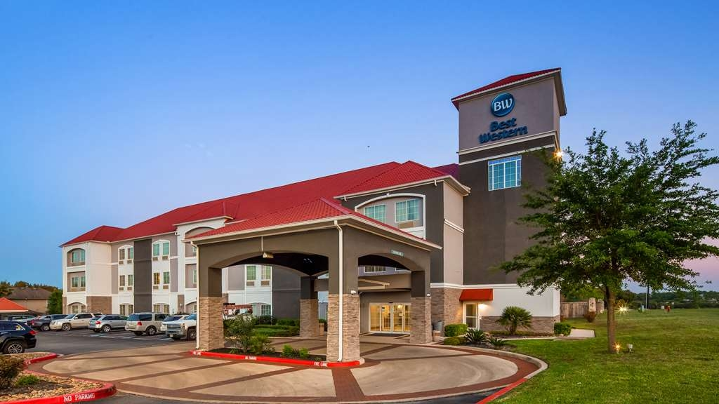 Best Western Boerne Inn & Suites - Vista Exterior