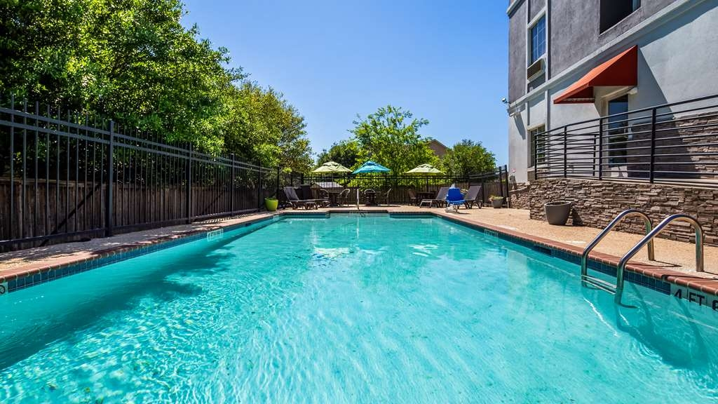 Best Western Boerne Inn & Suites - Piscina
