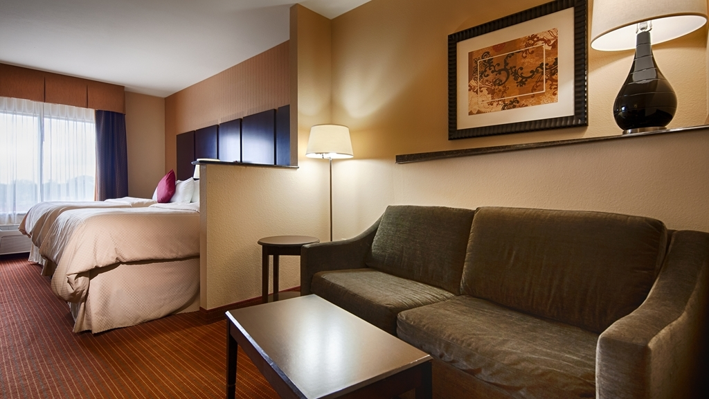 Best Western Plus DFW Airport West Euless - Suite