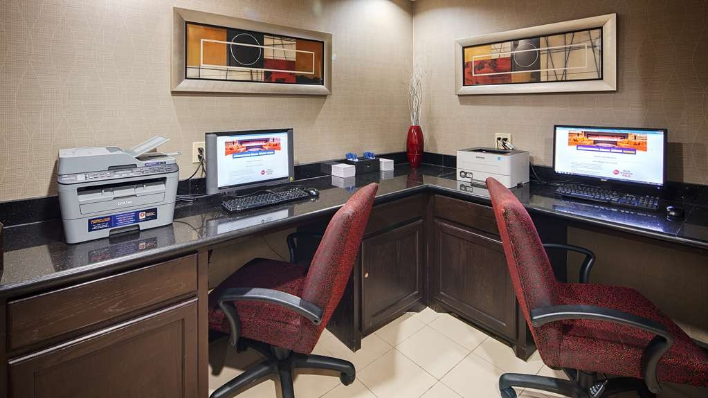 Best Western Plus DFW Airport West Euless - affari-centro