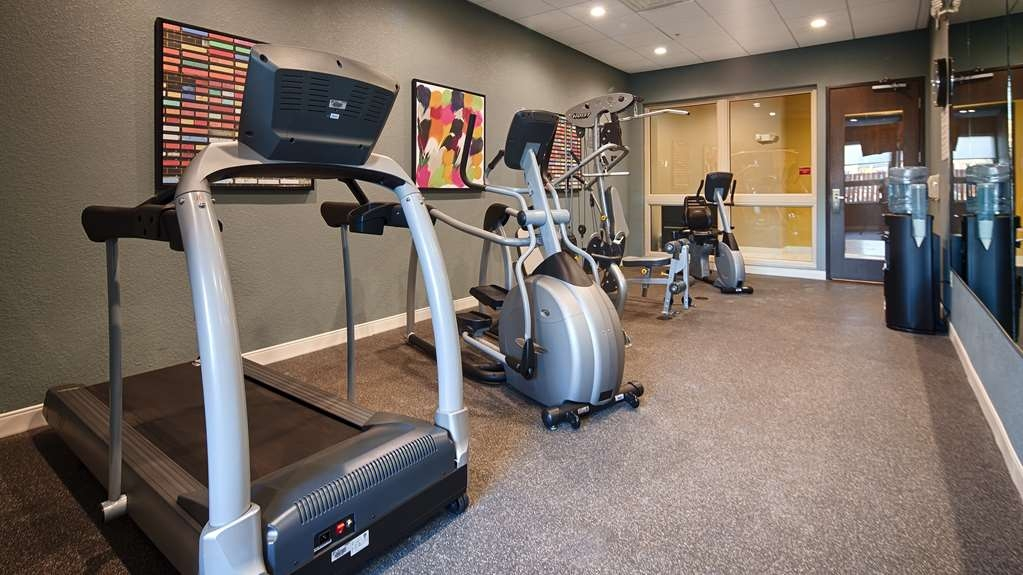 Best Western Plus Pflugerville Inn & Suites - Fitnessstudio
