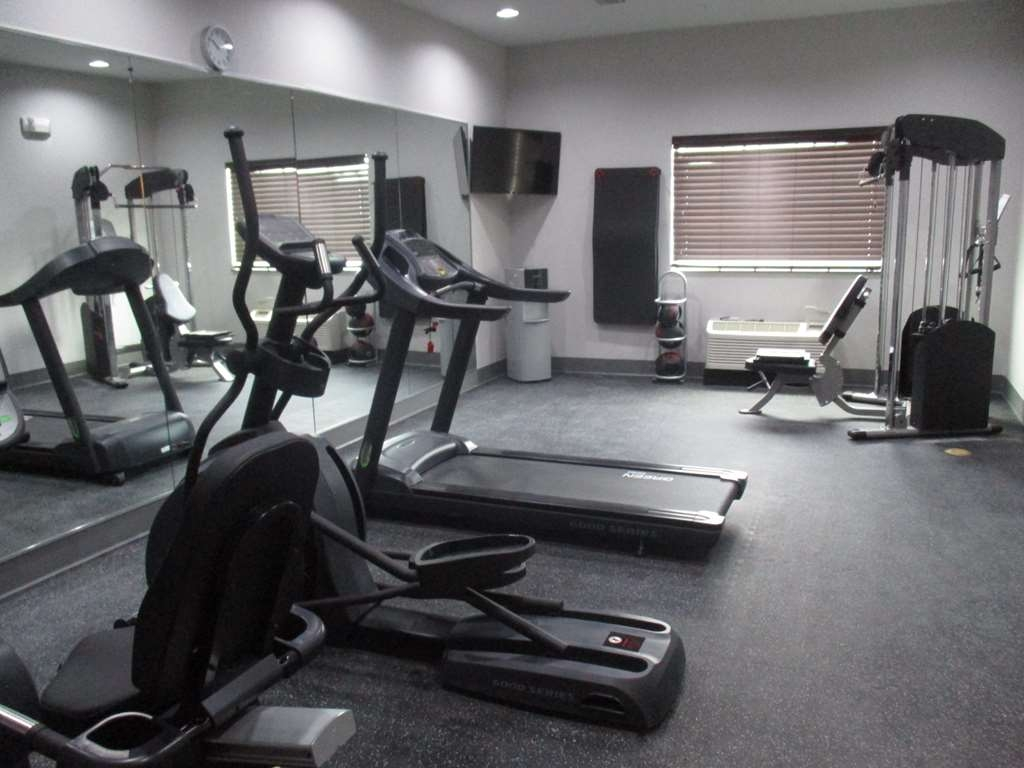 Best Western Plus Lampasas Inn & Suites - Sala fitness